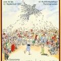 Im Zeichen der Friedensbewegung: Bundestreffen gewerkschaftlich engagierter Chöre 1982.
