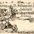 """""""Zu jeder Zeit zum Lied bereit"""" – Der Name der gegen Ende des 19. Jahrhunderts entstandenen Arbeiter-Sänger Bewegungen ist Programm."""