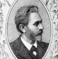 Porträt August Bebels von 1870. Bereits in den 1860er Jahren gehört er zu den führenden Sozialdemokraten.