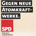 Von der Konkurrenz zur Koalition: Bis heute treten die SPD wie die Grünen für den Umweltschutz ein. <br> Bildrechte: AdsD