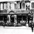 In diesem Pariser Hotel beginnt 1844 die Freundschaft der beiden Autoren.