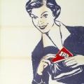 Das Parteibuch als Zeichen der Emanzipation? Die SPD wirbt 1958 um Frauen als neue Mitglieder.