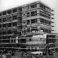 Richtfest 1960 in der Müllerstraße: Neben der Parteizentrale in Bonn gibt es zahlreiche
