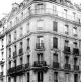Büro des Exilvorstandes seit 1938: Aufgrund der Besetzung der Tschechoslowakei nach dem Münchner Abkommen flieht die Sopade nach Paris (Foto von etwa 1975).