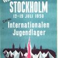 Die Kinder und Jugendlichen treffen sich auch auf internationaler Ebene, hier in Stockholm.