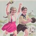 In der DDR werden die Ferien- und Pionierlager vor allem durch Großbetriebe, Schulen und die Freie Deutsche Jugend organisiert.