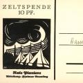 Im selben Jahr sollen durch einen Postkartenverkauf Spenden für das Lager der