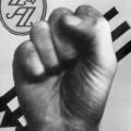 """Die Eiserne Front: """"Angriff auf der ganzen Linie""""."""