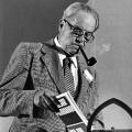 34 Jahre Bundestagsabgeordneter, davon 14 als Fraktionsvorsitzender, sowie 15 Jahre stellvertretender Bundesvorsitzender: Herbert Wehner auf der SPD-Funktionärskonferenz in Bad Godesberg 1981.