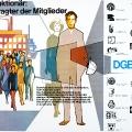 Der ideale Funktionär? DGB-Darstellung der Aufgaben eines Gewerkschaftsfunktionärs (1980).