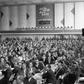…erst 1959 auf dem SPD-Parteitag in Bad Godesberg programmatisch beigelegt werden konnte.