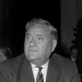 SPD-Vorstandsmitglied Carlo Schmid verstand das Godesberger Programm als späten Sieg Bernsteins.