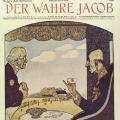 Die sozialdemokratische Forderung nach dem Achtstundentag satirisch aus der Perspektive des Adels betrachtet.