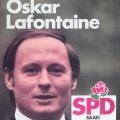 Landtagswahlen 1980: Oskar Lafontaine, Oberbürgermeister von Saarbrücken, kandidiert erstmals als Landeschef, …