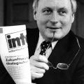…von 1985 bis 1998 ist er Ministerpräsident des Saarlands.