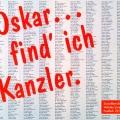 Bei der Bundestagswahl 1990 ist Lafontaine Kanzlerkandidat der SPD.
