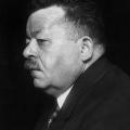 Reichspräsident Friedrich Ebert 1924.