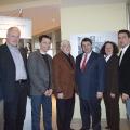 13. März 2011: Einweihung der Gedenktafel für das Godesberger Programm