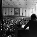 Erich Ollenhauer sieht das neue Programm im Geiste der alten kämpferischen SPD-Tradition.