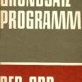 Am 15. November 1959 stimmen 324 Delegierte für das neue sozialdemokratische Grundsatzprogramm, nur 16 Delegierte votieren dagegen.
