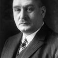 Außer Dienst: Gustav Bauer 1930 nach dem Ausscheiden aus seinen politischen Ämtern
