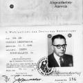 Nach seinem Rücktritt als Bundesinnenminister ist Heinemann weiterhin politisch aktiv: 1957 wird er für die SPD erstmals Mitglied des Deutschen Bundestags.