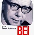Plakat zur Bundestagswahl 1965.