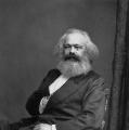 Karl Marx um 1875.