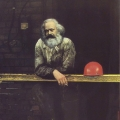 Zum 100. Todestag des Philosophen: Marx als Kumpel.