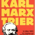 Anfang der 1980er Jahre wird die Ausstellung im Karl-Marx-Haus überarbeitet und erweitert.