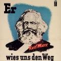1945: Die SPD bekennt sich nach wie vor zu Marx.