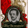 Gemeinsames Gedenken an Ferdinand Lassalle und die Novemberrevolution.
