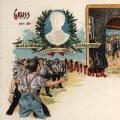 Postkarte zum 1. Mai 1900.