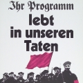 Die DDR beruft sich auf die Novemberrevolution.