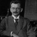 23. März 1933: Otto Wels am Tag der Abstimmung über das Ermächtigungsgesetz, ...
