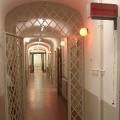Flur in der Vernehmungsetage: Die Gedenkstätte lässt das Leid der Inhaftierten erahnen.