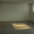 Zwischen 1942 und 1945 wird das ganze Erdgeschoß als Todestrakt genutzt, hier: ein Hinrichtungsraum.