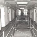 Ein Zellentrakt in den 1970er Jahren.
