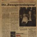 Als sich die SDP gründet, sind mehr als 43 Jahre seit der Zwangsvereinigung von SPD und KPD zur SED vergangen.