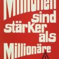 Die größte Einzelgewerkschaft der Bundesrepublik fordert 1967 bundesweit die 40-Stunden-Woche in der Metallindustrie…