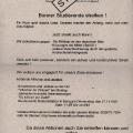 Der Streik in neuer Form: Studierende treten 1997 in den Bildungsstreik gegen Mittelkürzungen und schlechte Studienbedingungen.