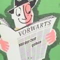 Vorwärts-Werbung