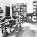 """Redaktion des """"Vorwärts"""" um 1910 in der Berliner Lindenstraße."""
