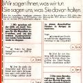 Meinungsumfrage 1970: Der SPD ist die Einschätzung der Bürger zur Ostpolitik wichtig.
