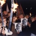 Trauer um Willy Brandt. Bildrechte: Frank Darchinger