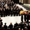 Staatsbegräbnis 1992.