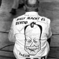 Auf der Welle der Popularität, Willy-Brandt-Fan in Essen 1969. Bildrechte: AdsD