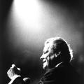 Willy Brandt, der charismatische Redner.