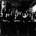 Eröffnung der SPD-Parteischule in Berlin 1906.