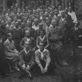 Der Reichsausschuss für sozialistische Bildungsarbeit veranstaltet Arbeitslosenkurse, hier in der Grenzmark 1930.